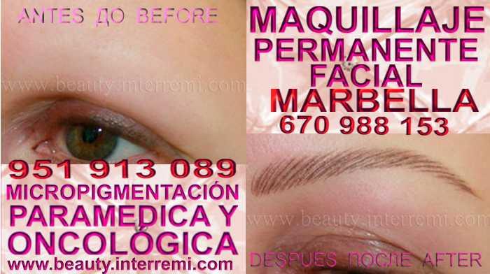 micropigmentación Almeria en la clínica estetica entrega micropigmentación Almeria cejas y maquillaje permanente