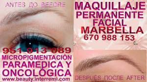 La CLINICA ESTÉTICA MARBELLA es un CENTRO MÉDICO en MARBELLA de prestigio. Ofrecemos la máxima calidad en nuestros servicios MICROPIGMENTACIÓN MADRID, MAQUILLAJE PERMANENTE MADRID, CEJAS PERFECTAS PELO A PELO MADRID, TATUAJE MADRID, PIGMENTACION MADRID, DELINEADOS MADRID, DERMOPIGMENTACIÓN MADRID, CEJAS TATUADAS MADRID,