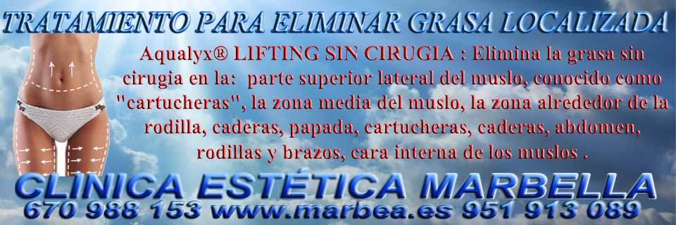 CLINICA ESTÉTICA en MARBELLA ofrece lifting sin cirugia Marbella