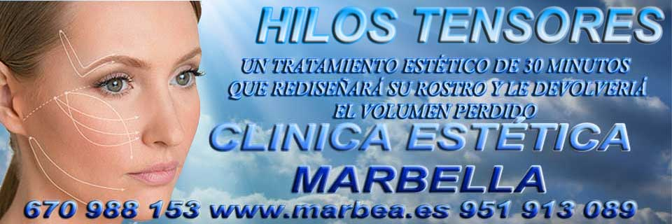 CLINICA ESTÉTICA en MARBELLA ofrece medicina estética facial Marbella