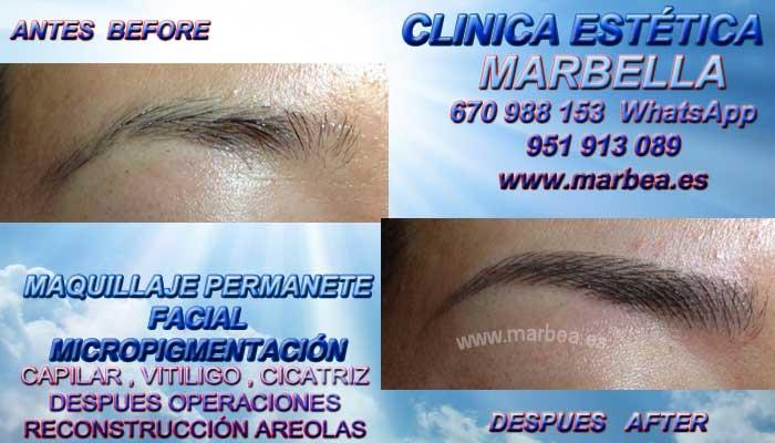 MICROBLADING MÁLAGA CLINICA ESTÉTICA propone Maquillaje Permanente labios 3D en Marbella y en Málaga