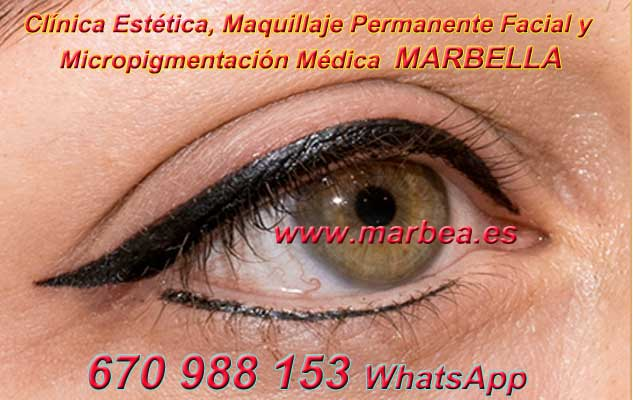 micropigmentación ojos Marbella en la clínica estetica propone micropigmentación Marbella ojos y maquillaje permanente