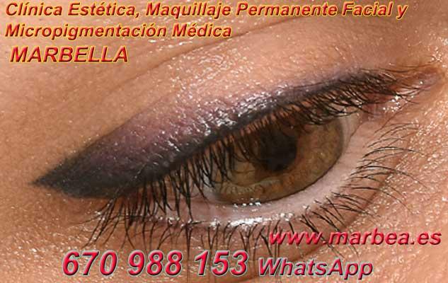 micropigmentación ojos Marbella en la clínica estetica entrega micropigmentación Córdoba ojos y maquillaje permanente