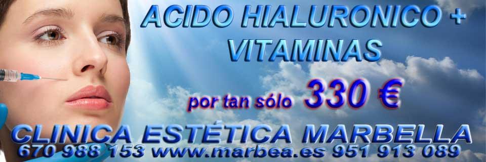 rejuvenecimiento facial Estepona eliminar para parpados caidos sin cirugia en Marbella y Estepona