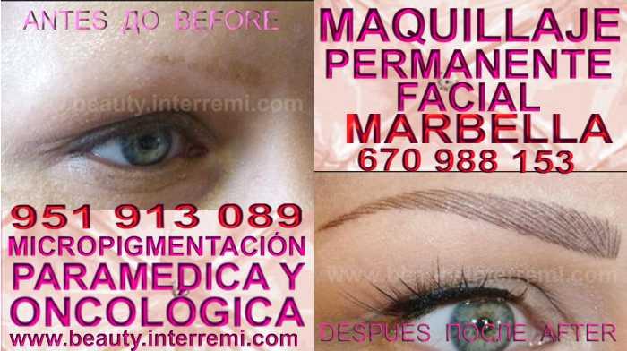 en la clínica estetica ofrece micropigmentación CÁDIZ cejas y maquillaje permanente