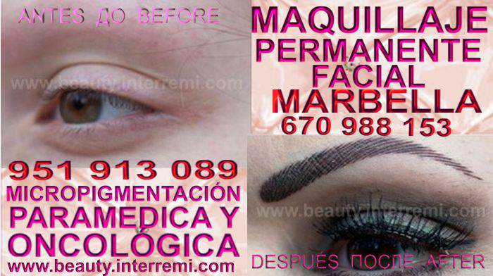 en la clínica estetica ofrece micropigmentación MIJAS cejas y maquillaje permanente